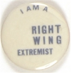 Goldwater Right Wing Extremist