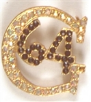 Goldwater 64 Jewelry Pin