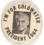 Im for Goldwater