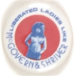 Liberated Ladies for McGovern, Shriver