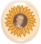 Landon Larger Size Sunflower Picture Pin