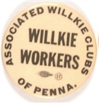 Associated Willkie Clubs of Pennsylvania