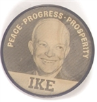 Eisenhower, Nixon Peace, Progress Flasher