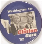 Washington for Clinton, Gore