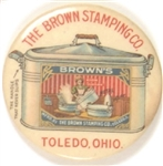 The Brown Stamping Co. of Toledo, Ohio