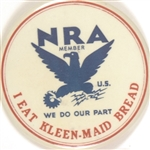 NRA I Eat Kleen-Maid Bread