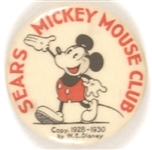 Sears Mickey Mouse Club