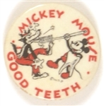 Mickey Mouse Good Teeth
