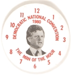 Ted Kennedy Man of the Hour Democratic National Convention