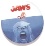 Trump Jaws by Brian Campbell