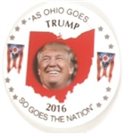 Trump as Ohio Goes So Goes the Nation