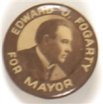 Fogarty for Mayor, South Bend, Indiana