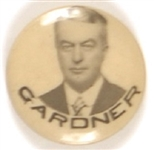 Gardner Celluloid Picture Pin