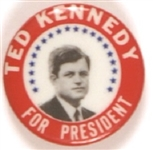 Ted Kennedy for President 1968 Celluloid