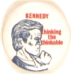 Ted Kennedy Thinking the Unthinkable