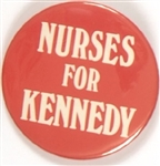 Nurses for Ted Kennedy