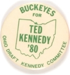 Buckeyes for Ted Kennedy