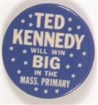 Ted Kennedy Massachusetts Primary