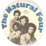 The Natural Four Celluloid