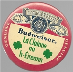 Budweiser St. Patricks Day