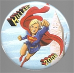 Hillary Clinton Supergirl