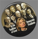 Hillary in the Tradition of Great Democratic Presidents