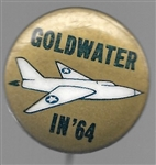 Goldwater Fighter Jet