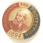 Harrison Protection and Prosperity American Tinplate