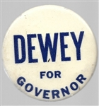 Dewey for Governor Celluloid