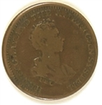 Henry Clay 1840 Copper Medal