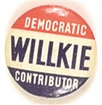 Willkie Democratic Contributor