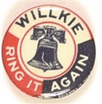 Willkie Liberty Bell Ring It Again