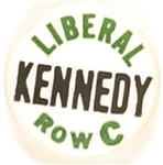 Kennedy Liberal Row C