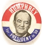 Humphrey for President in 68