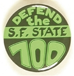 Defend the S.F. State 700