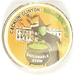 Cracklin Clinton Halloween Flasher