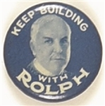 Keep Building With Rolph California