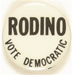 Rodino Vote Democratic New Jersey