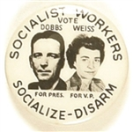 Dobbs and Weiss Socialist Workers Party