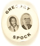 Gregory and Spock 1968 Jugate