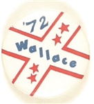 Wallace Confederate Flag Design
