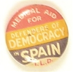 Spanish Civil War Medical Aid