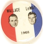 Wallace, LeMay Red, White and Blue