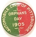 Pittsburgh Auto Club Orphans Day