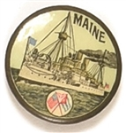 Battleship Maine, Spanish-American War