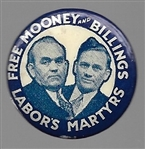 Free Mooney and Billings Labors Martyrs