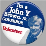 John Y. Brown Kentucky Volunteer