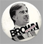 Jerry Brown for Governor of California