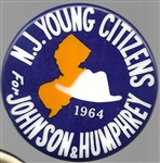 New Jersey Young Citizens for Johnson-Humphrey