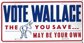 Wallace the Ass You Save May Be Your Own License